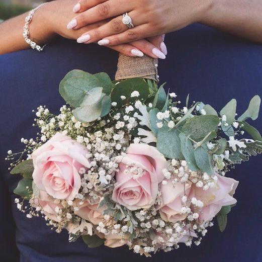 Real Weddings Florist - Triangle Nursery Ltd