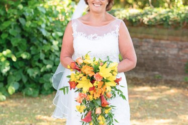 Vibrant Traditional Summer Bouquet - Bouquet Breakdown