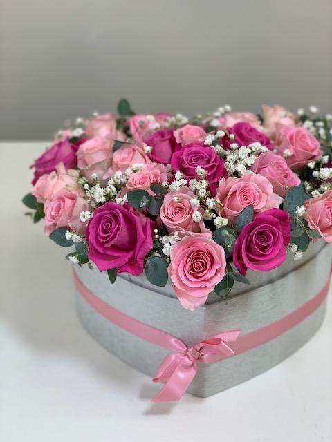 DIY Pretty in Pink Rose Designs