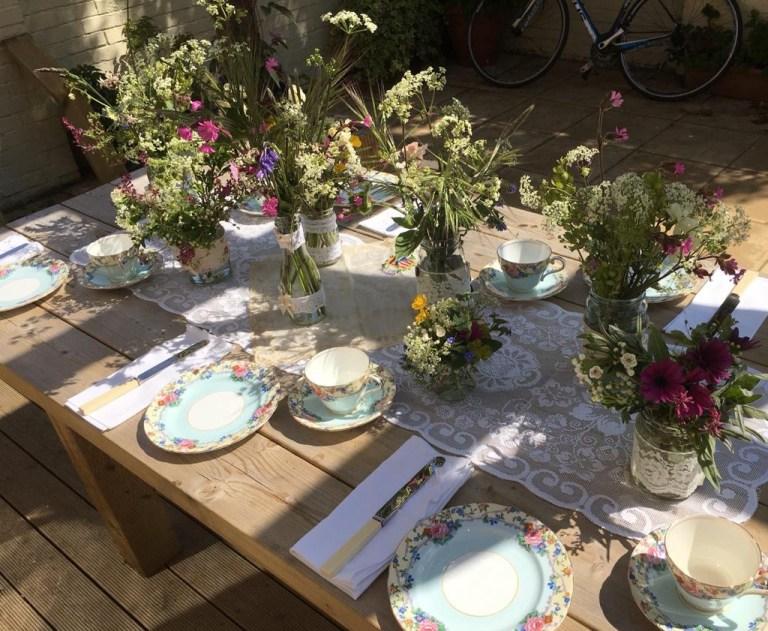 Garden Challenge: Street Party