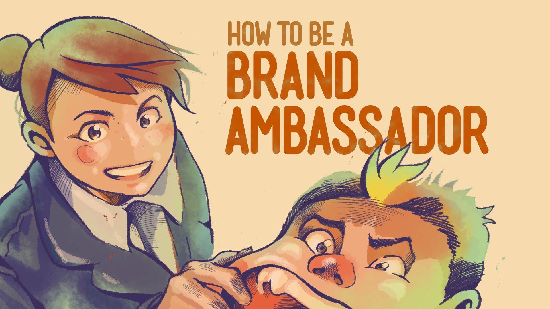 How to Be Brand Ambassador