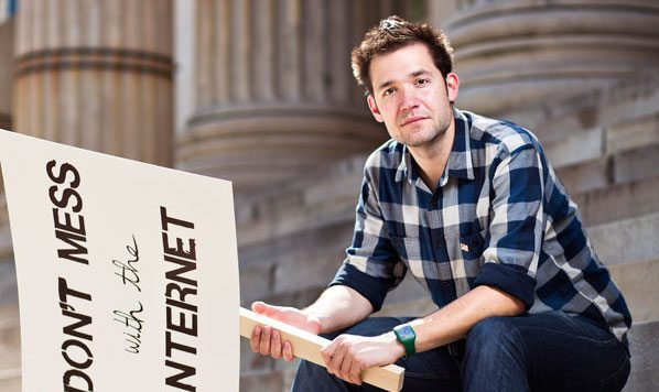 Alexis Ohanian Internet Influencer