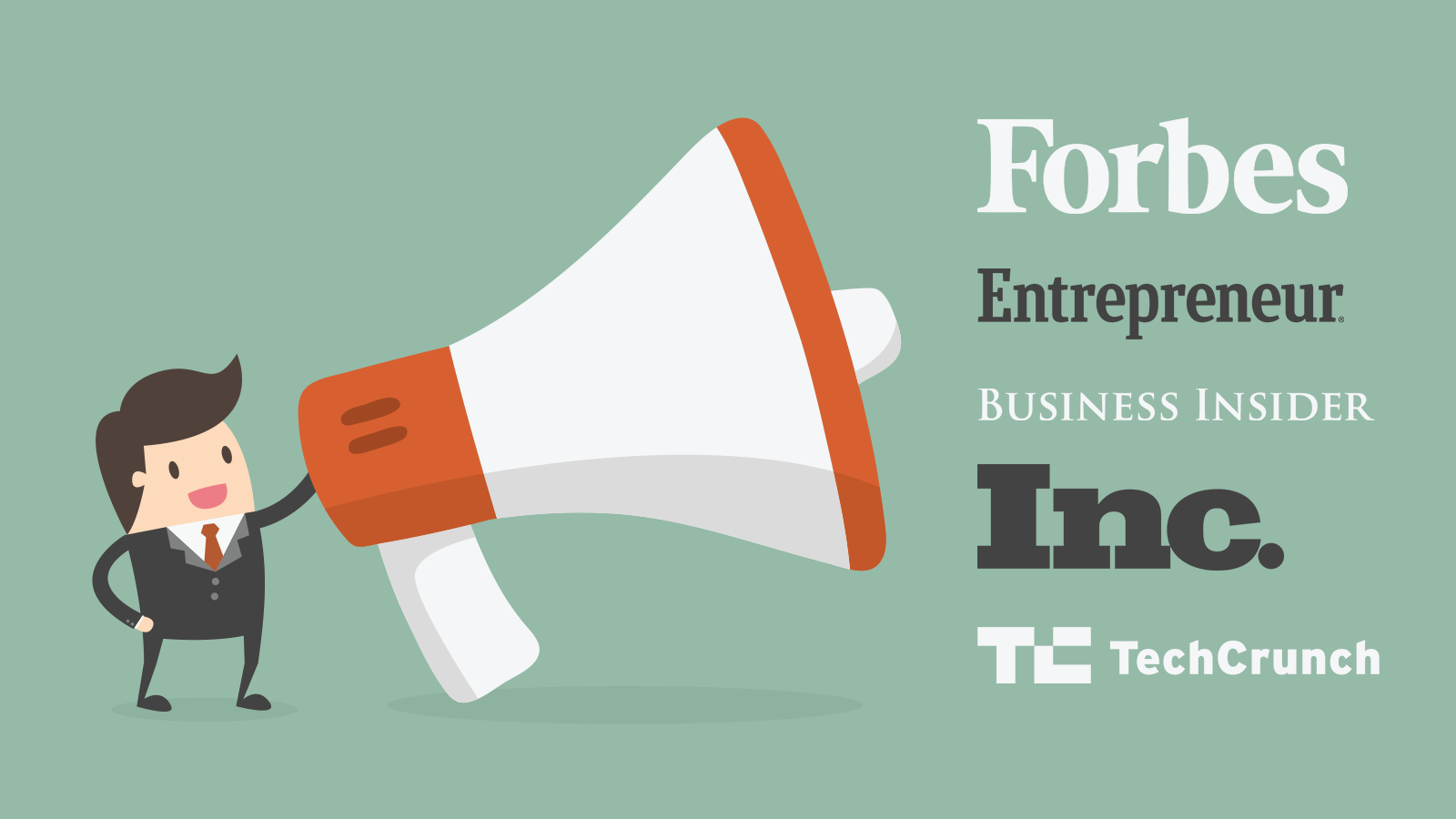 8 Actionable Steps to Get Featured by Forbes, Entrepreneur, Inc. and More