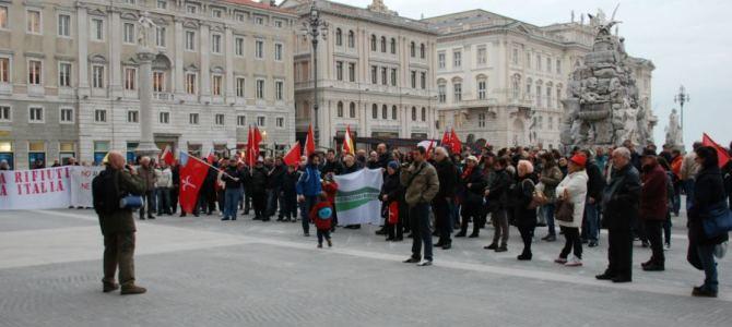 Trieste Libera dai rifiuti della Mafia