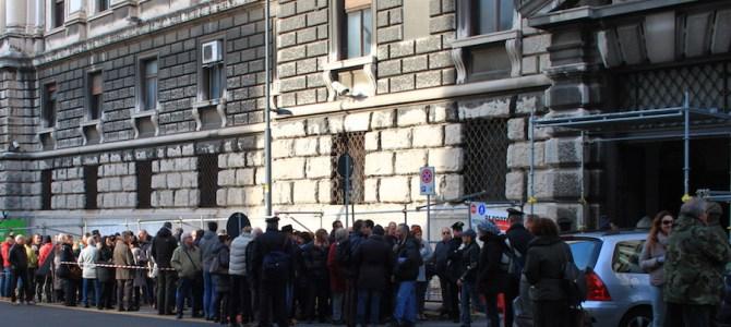 Trieste: primo successo della causa fiscale sull'amministrazione italiana