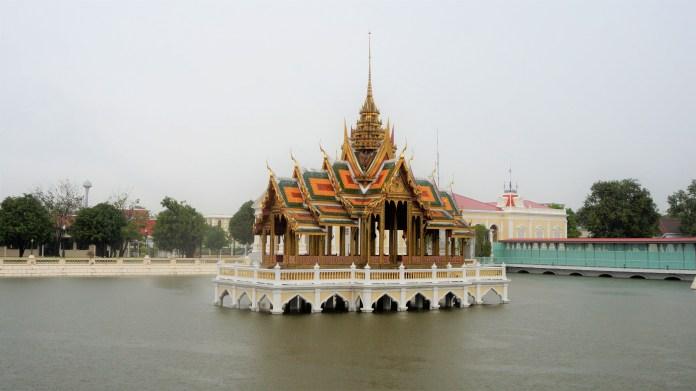 泰國大城邦芭茵夏宮