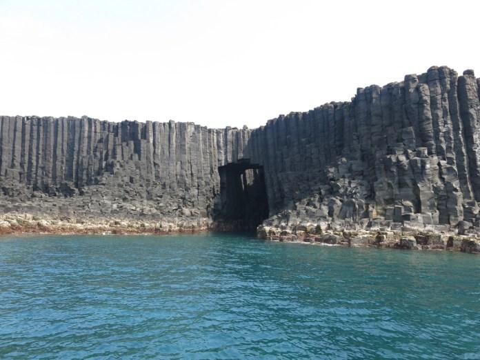 澎湖景點-澎湖藍洞