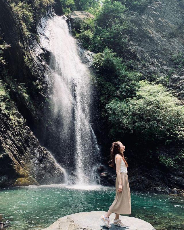 全台瀑布景點推薦-神山瀑布