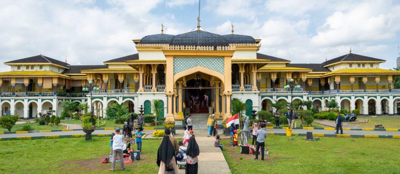 maimun palace medan indonesia