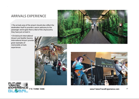 Arrivals Experience