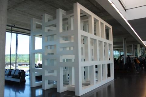 Zurich Airport (ZRH) E52 Art