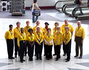 CLT Airport Volunteers