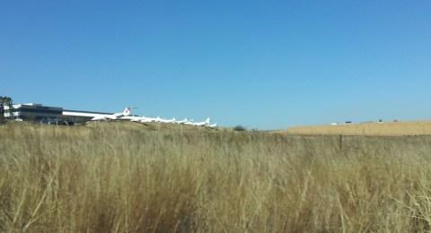 Dry Land Surronding HLA
