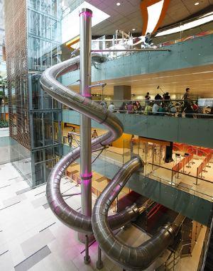 Changi Slide - tripchi airport app