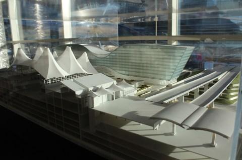 Denver Airport Model