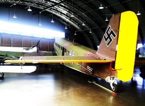 Junkers Nazi Transport Aircraft