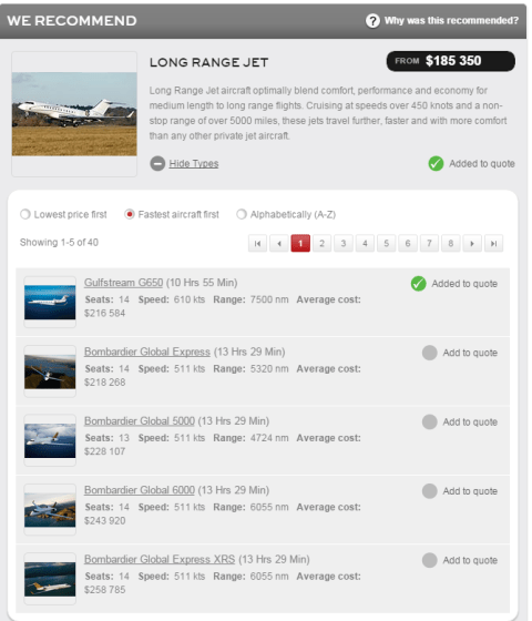 PrivateFly Dec 31 Airport Holiday Search Results