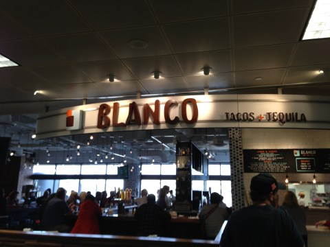 Blanco Tacos And Tequila