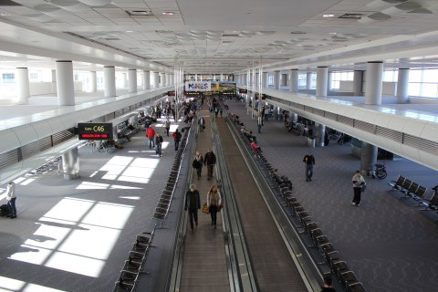 Denver Airport Terminal C