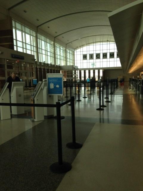 Departures Richmond
