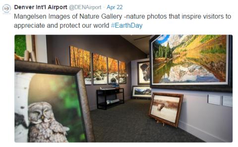 DEN Earth Day Mangelsen