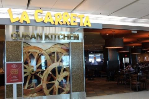 La Carreta Cuban cuisine - MIA Airport
