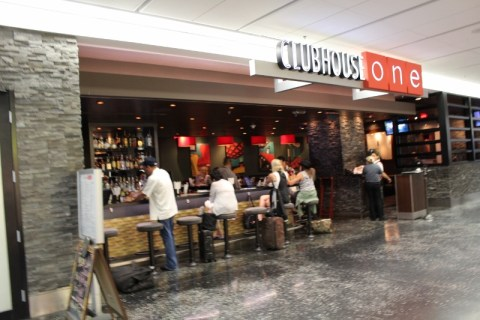 Clubhouse One - MIA Airport