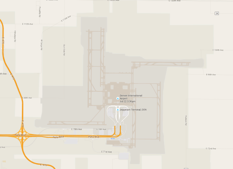 Airport Swastika - Another Conspiracy Theory at Denver International Airport