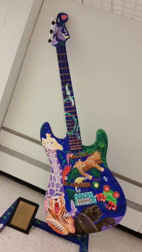 cle guitar
