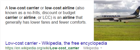 Low-Cost Carrier