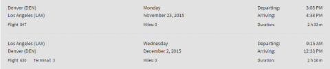 Spirit Flight to LAX for Thanksgiving Travel - UNDER $100