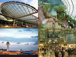 Changi Airport - the best long layer airport in the world