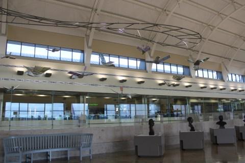 Art Program at John Wayne Airport