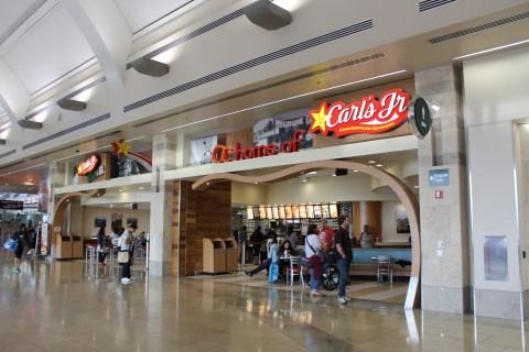 Carl's Jr. - John Wayne Airport
