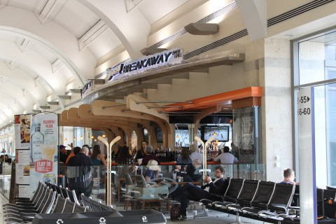 Anaheim Ducks Breakaway - John Wayne Airport