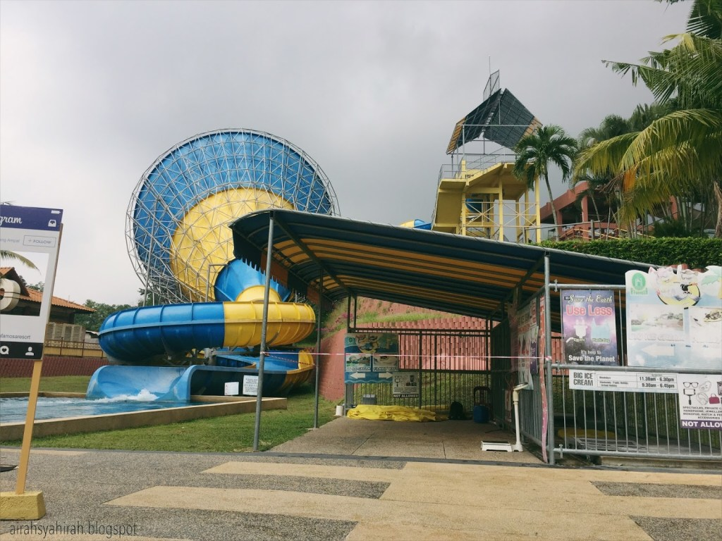 Best Waterparks Malaysia: A Famosa Water Park