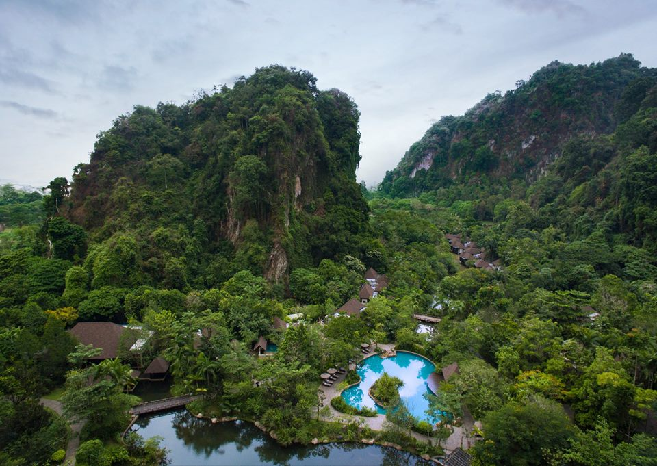 Where to go for your next escapism near KL? Consider Banjaran Hotsprings Retreat Ipoh