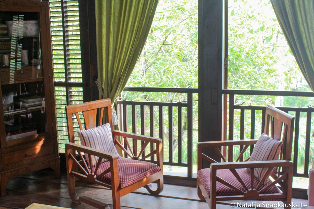 Rest and relax at a heritage house next to Kuala Lumpur