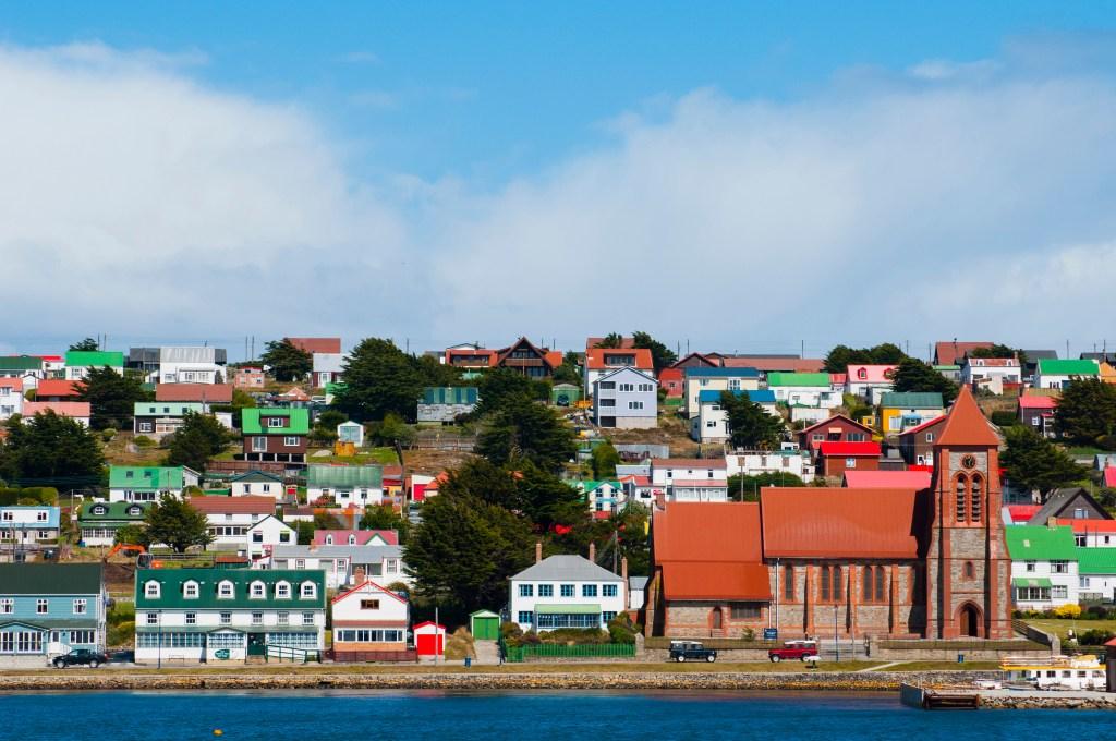Lokasi Percutian Menarik Falkland Islands