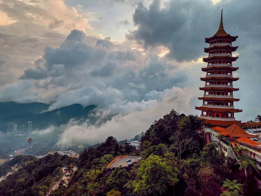 Top Tourist Attractions in Peninsular Malaysia - Genting Highlands, Pahang