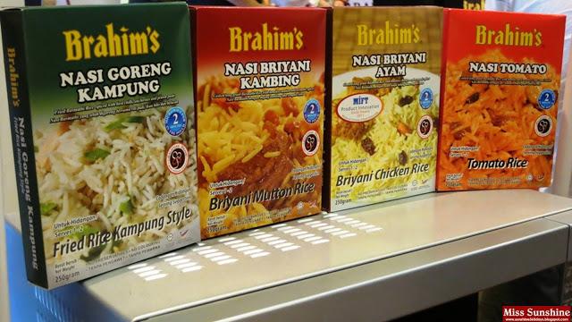 Brahim's Halal Ready To Eat