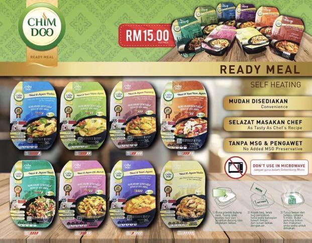 Chim Doo Halal Food