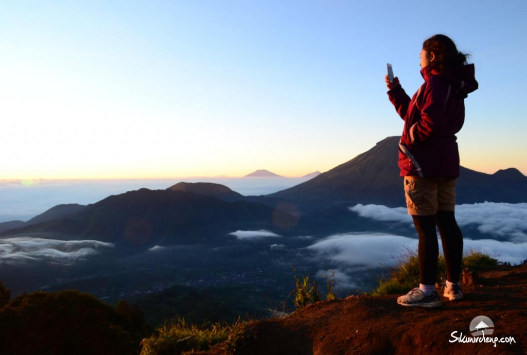 Java Indonesia hiking tour