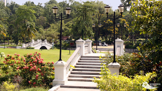 Lake Garden is one the best Places to visit in Kuala Lumpur Malaysia