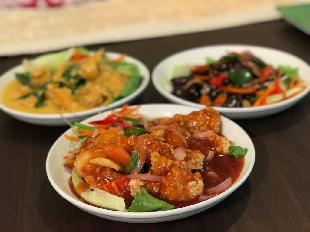 Mohammad Chow Halal Chinese Restaurants