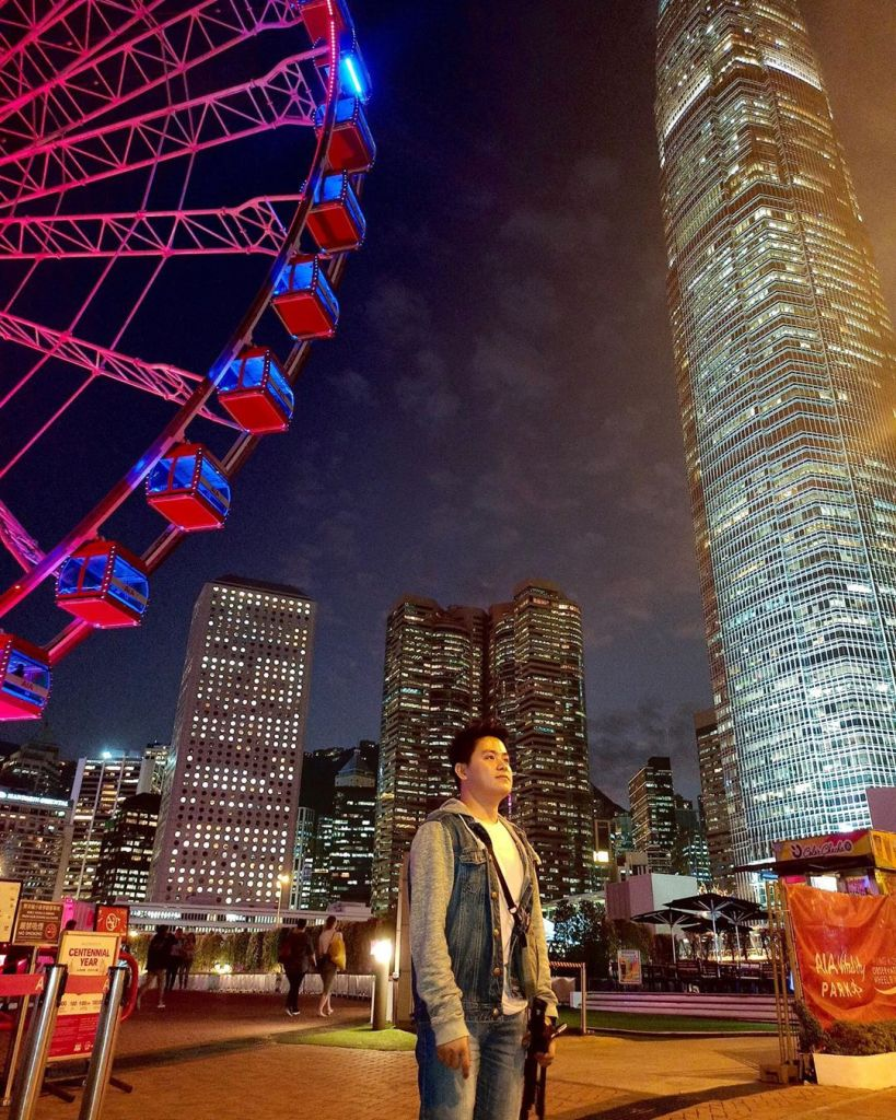 Hong Kong is one of the most Instagrammed place in the world on the basis of scenery and landscapes.