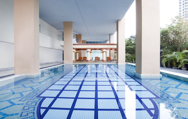 Silka Maytower is a Muslim friendly hotel located in KL. Silka portrays Islamic hotel concept in Malaysia.