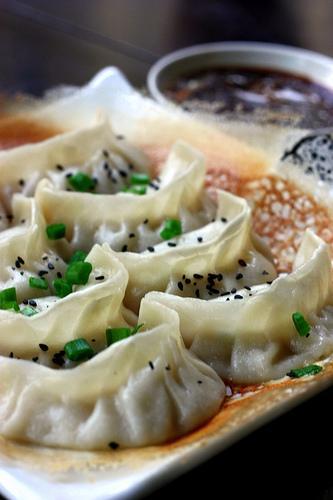 Dumpling @ Dong Yi Shun