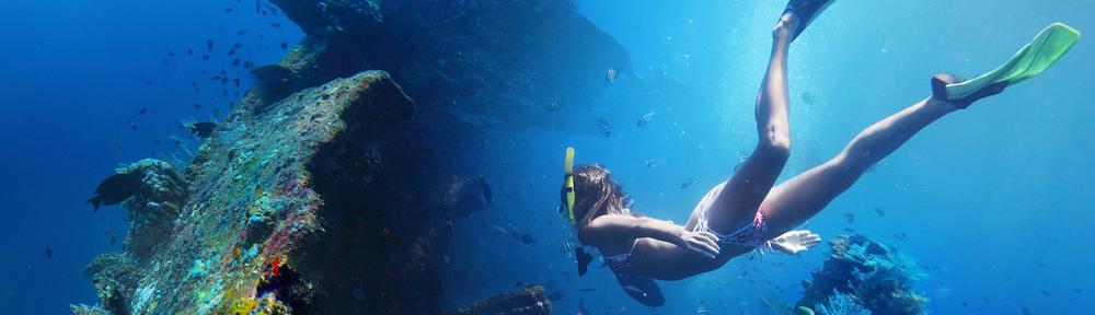 Wreck diving Malaysia, discover a Vietnamese shipwreck