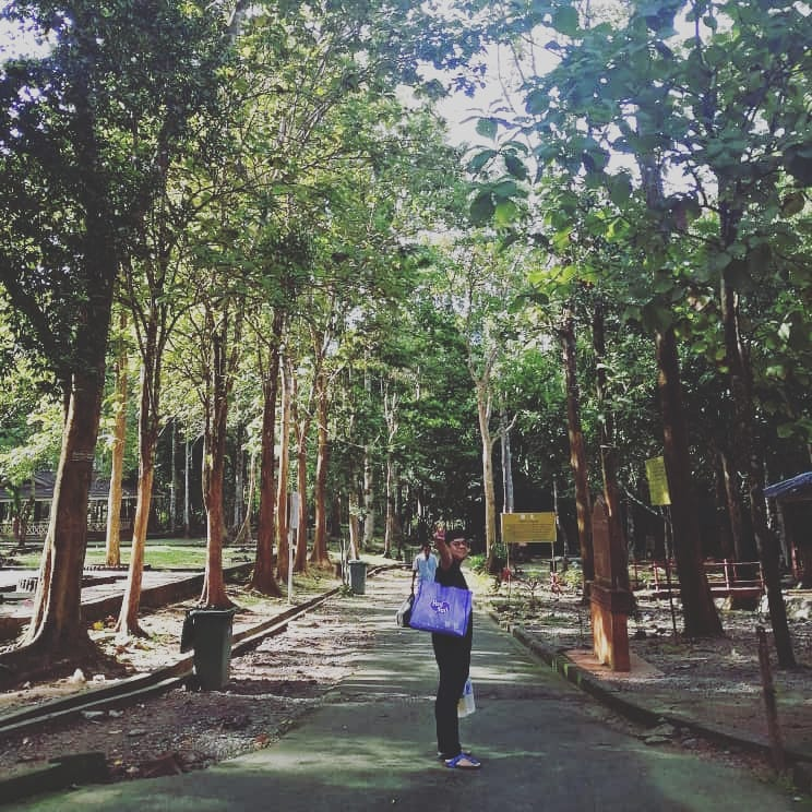 Unknown recreational parks in Malaysia: Hutan Lipur Bukit Ayer Perlis or Taman Eko Rimba Bukit Ayer.